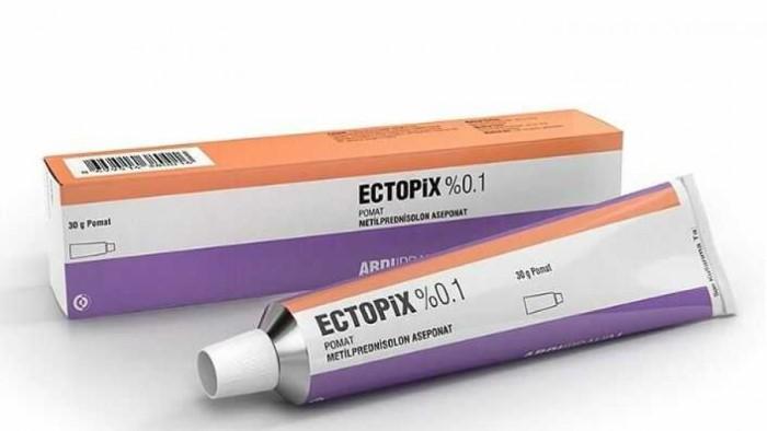 ectopix krem nedir nasıl kullanılır