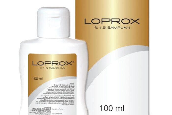 loprox şampuan nedir loprox şampuan kullananlar