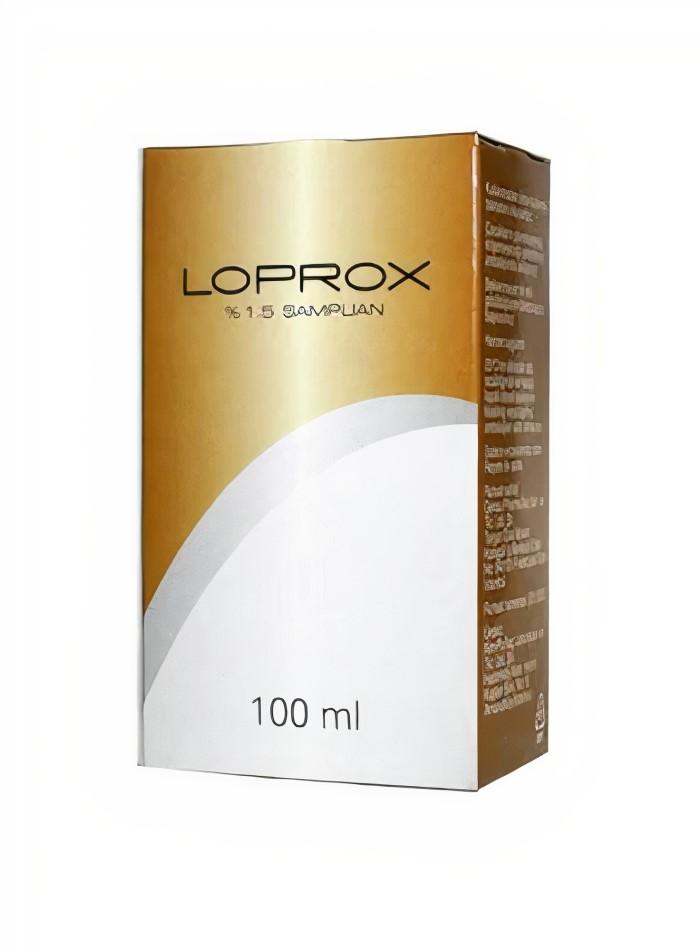 loprox şampuan nedir