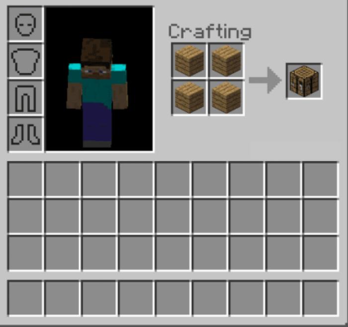 minecraft nesne oluşturma