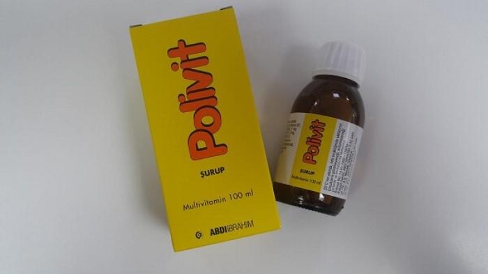 polivit şurup nasıl kullanılır