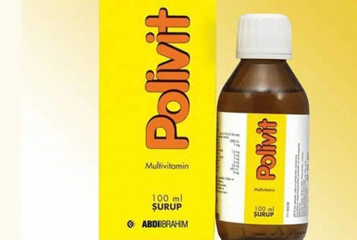 polivit şurup nedir polivit şurup kullanıcı yorumları