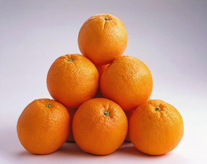portakalın cilde zararları