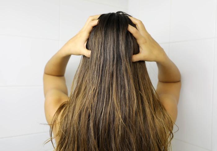 sarımsak yağı saça nasıl uygulanır