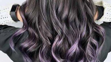 siyah saça ombre nasıl yapılır siyah saça ombre renkleri