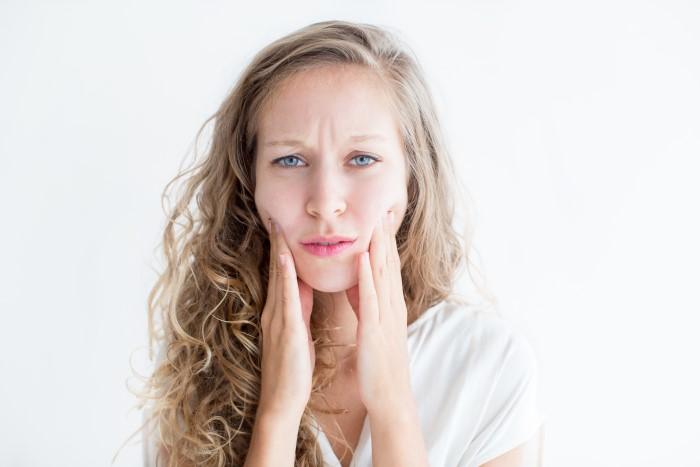 yüz derisi soyulması nedenleri